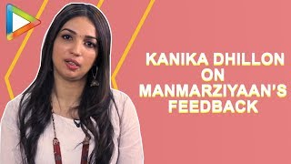 "Kanika Dhillon: ""My COMMITMENT as a Screenwriter is limited to...""