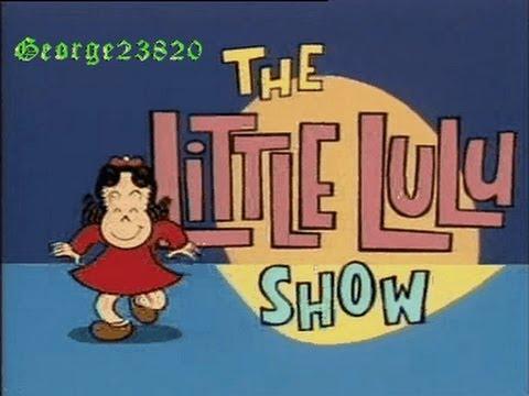 Η μικρή Λουλού - Το πιο άτακτο κοριτσάκι