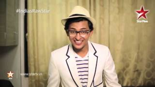 India's Raw star: Catch Darshan and Rituraj's mimicry! - STARPLUS