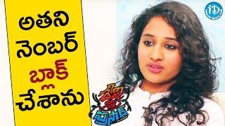 I Blocked His Phone Number - Pooja Ramachandran || Talking Movies || #DeviSriPrasad - IDREAMMOVIES