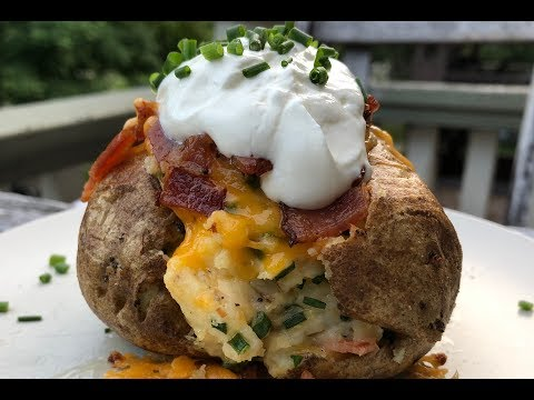 Loaded Baked Potato - You Suck at Cooking (episode 77) - يوتيوبات