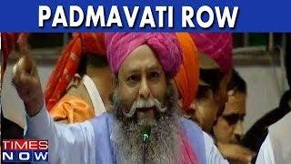"Padmavati Row: Suraj Pal Amu, BJP Leader Says ""Will Burn Every Cinema Hall If Padmavati Releases"" - TIMESNOWONLINE"