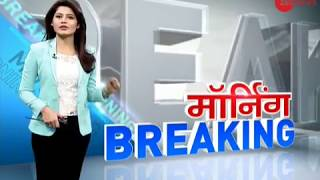 Morning Breaking: ISRO satellite  GSAT-7A to launch today - ZEENEWS