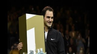 In Graphics: Federer created new history with becoming number one - ABPNEWSTV