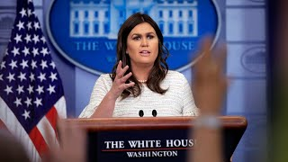 White House news briefing - WASHINGTONPOST