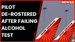 Pilot De-rostered after failing alchohol test - NEWSXLIVE