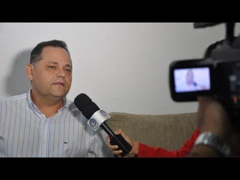 Prefeito Neto fala ao RADAR 64 sobre os preparativos para o Pedrão 2013