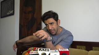 """Interview Of Amit Sadh For The Film """"GOLD"""" 