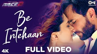 Be Intehaan Full Video - Race 2 | Saif Ali Khan & Deepika Padukone | Atif Aslam and Sunidhi chauhan - TIPSMUSIC