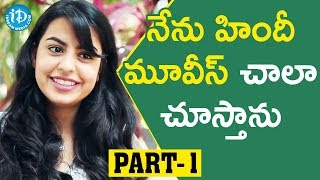 Actress Sasha Singh Interview Part #1 || Talking Movies With iDream #688 - IDREAMMOVIES
