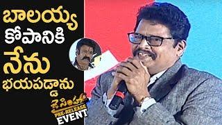 Director KS Ravi Kumar Speech @ Jai Simha Movie Pre Release Event   TFPC - TFPC