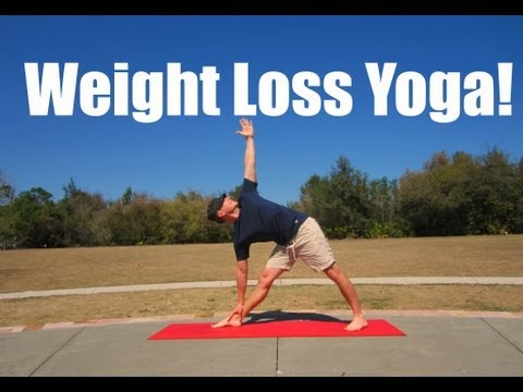 Weight Loss Yoga For Beginners - Burn Calories in Under 10 Minutes!