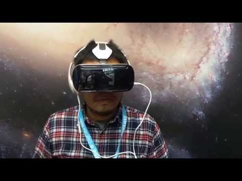 IFA 2014 : Pandu Uji Samsung Gear VR