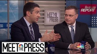 Full Rosenberg And Melber: 'Time To Acknowledge, There's No Charge-able Collusion' | Meet The Press - NBCNEWS