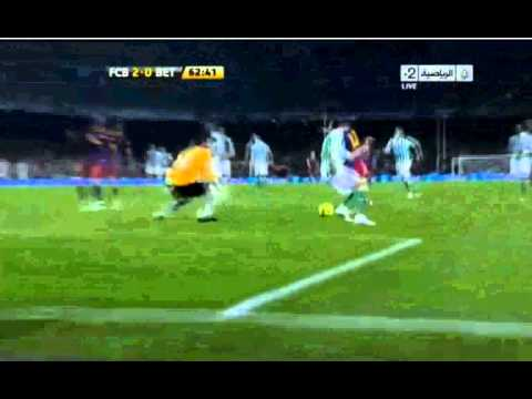 Barcelona 5 0 Real Betis full goal and highlight 1 12 11