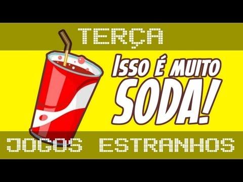 Soda Drinker PRO - Jogos Mais Estranhos do Mundo.