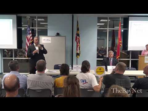 Oct 2 Candidate Forum: St. Mary's Sheriff