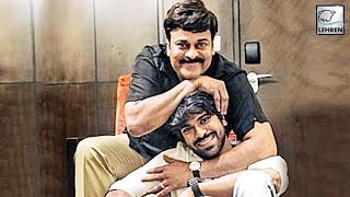 Chiranjeevi And Ram Charan To Share Screen Together - LEHRENTELUGU