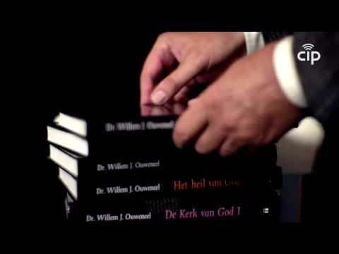 Evangelisch Dogmatische Reeks 3   Willem Ouweneel