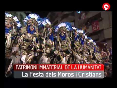Moros y Cristianos, Patrimonio Inmaterial de la Humanidad - Ontinyent 2012