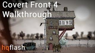 covert front walkthrough