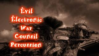 Royalty Free :Evil Electronic War Counsil Percussion