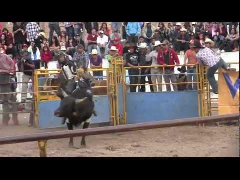 Rodeo Americano en El Tepetate, Loreto, Zacatecas