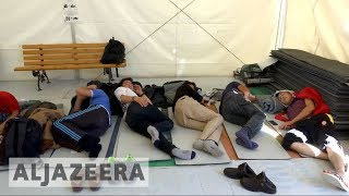 Sharp increase in refugee arrivals on Greece's Lesbos - ALJAZEERAENGLISH