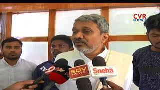 Left Party Leaders Roundtable Meeting | Chalasani Srinivas Speak to Media | CVR NEWS - CVRNEWSOFFICIAL
