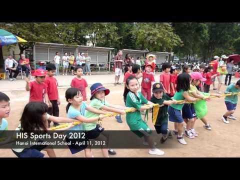 Hanoi International School Sports Day 2012
