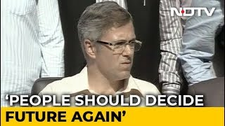 Not Celebrating, We Are Mourning Death Of Democracy: Omar Abdullah - NDTV