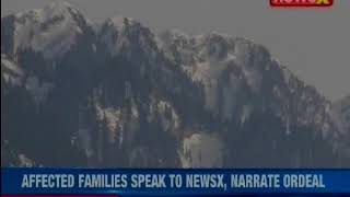 Pak cross border shelling 2 days in a row; affected families speak to NewsX, narrate ordeal - NEWSXLIVE