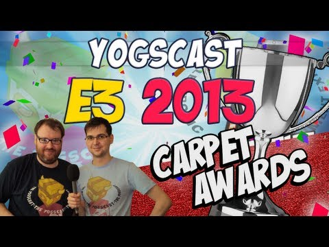 E3 2013 - Carpet Awards