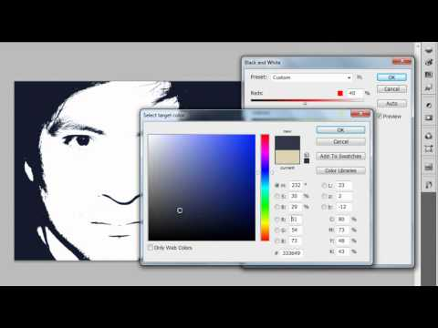 Photo Shop cs5 Tutorial-Adding Filter to a photograp