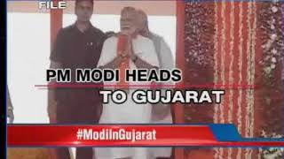 PM Modi to visit Gujarat today; will inaugurate various projects - NEWSXLIVE