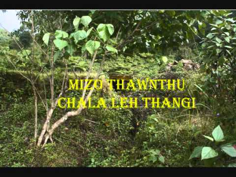 Mizo Thawnthu : Chala leh Thangi (Mizo folk tale - audio recorded) | Khawnglung run thawnthu