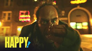 HAPPY! | Season 1, Episode 2: Holiday Party | SYFY - SYFY