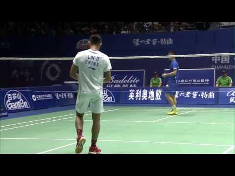 China Masters 2017   Badminton SF M3-MS   Lin Dan vs Qiao Bin