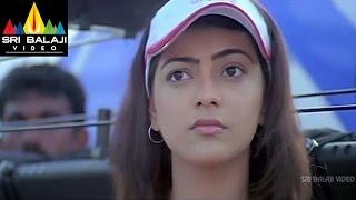 Raana Movie Nana Patekar Wife Beat A Hair Dresser || Arjun, Nana Patekar, Kajal Agarwal - SRIBALAJIMOVIES