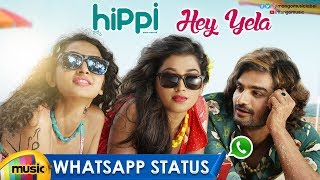 Hey Yela Song WhatsApp Status Video | Hippi Movie Songs | Kartikeya | Digangana | Mango Music - MANGOMUSIC