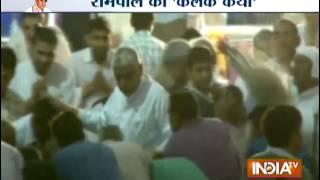 India TV Exclusive coverage inside Godman Rampal luxurious Home - INDIATV