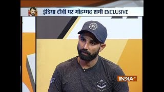 Exclusive | I will never cheat my country for money: Mohammed Shami to India TV - INDIATV
