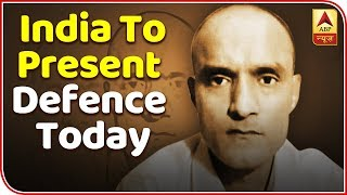 Kulbhushan Jadhav hearing: India to present defence today - ABPNEWSTV