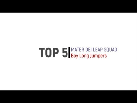 Top 5 MD LEAP Squad Boy Long Jumpers