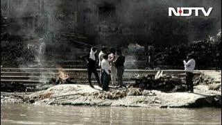 बनेगा स्वच्छ इंडिया: तमाम कोशिशों के बाद भी गंदी हो रही है गंगा - NDTVINDIA
