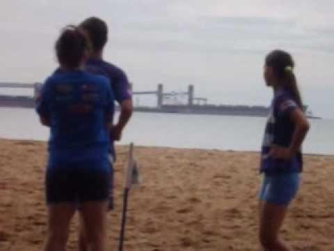 craques do futebol de praia seleção feminina de areia  fio dental praia, meninas, gatas de praia,