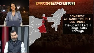 Alliance Tracker Buzz: Is Congress Really Ahead In Its Game Of Alliance? - NDTV