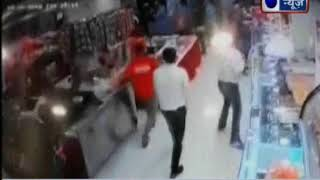 Three Goons open fire at Om Sweets shop in Gurugram's Huda Market in Sector 46 - ITVNEWSINDIA
