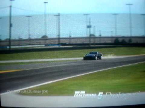 Stock Z06 Daytona Road Course Lap