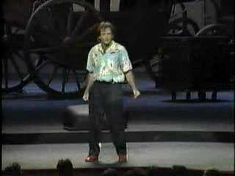 Robin Williams - Live At The Met - Alcohol/Marijuana